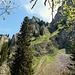Unter der Westwand des Chamossaire