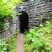 noch einmal ein kurzer Tunnel
