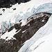 Gletscherabbrüche am Steingletscher