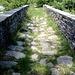 il fantastico ponte storico nei pressi de La Vasca