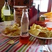 Spritz, patatine e cetriolini