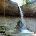 ...und kurz darauf zum dritten Wasserfall im Wissenbachtobel.