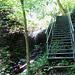 Das Lochbachtobel begeistert wiederum mit diversen Wasserfällen.