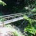 Wir haben die Brücken nicht gezählt, es sind aber geschätzt um die dreissig Stück verbaut.