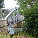 Brücke nach Pougny (F) beim Zoll