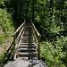 kurze Treppe im Rörlitobel