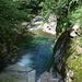 die schöneren und besser zugänglichen Badegumpen liegen höher im Tal