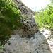 Am Höhleneingang der Grottes de Choranche