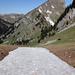 Das Stockhorn, von der Seite her beeindruckt dieser Gipfel immer wieder