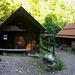 Die Häusschen, welche der Schleifmühleklamm den Namen gaben.