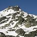 Nur der Vorgipfel vom Gotthard gesehen