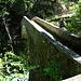 Römerbrücke und hinten der nächste Aufstieg