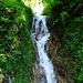 überall Wasserfälle