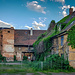 Schaurig schön: Ruine in Halle