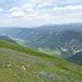 Blick ins Tal von Rousset en Vercors