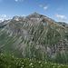 Louwenehore (2477 m) - Giferspitz (2541 m)  von Osten
