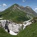 Louwenehore (2477 m) - Giferspitz (2541 m) von Süden