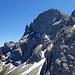 Tolle Einblicke in die Nordwand der Östlichen Karwendelspitze
