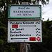 Haut de Baerenbach - wieder auf dem Rückweg