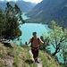 [u FelixW84] auf dem steilen Jägersteig zur Jagdhütte