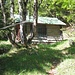 die Jagdhütte beim Gratle