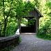 Stallegger Brücke, aber mein Weg führt nicht darüber