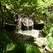 Der Wasserfall des Ri Freddo in Viscio