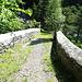 auf der Pont du Diable