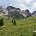 Unterwegs zum Col du Vallonnet