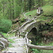 il ponte sulla valle di Corippo