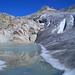Wasser, Eis und Fels