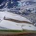 Kontrastreich – der neue See am Rhonegletscher