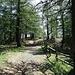 ...zunächst in nördlicher Richtung auf einem breiten Wanderweg zur Tête d´Arpy...