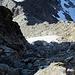 Rückblick in das Aufstiegsgelände zur Fuorcla Albana.