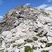 Gipfelgrat des Ostgipfels der Gliegerkarspitze