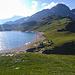 il bellissimo Lago Nero