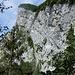 steile Wände am Gonzen