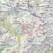 Un pò di geografia, per orientarsi tra le tante cime e vallate