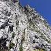Schlussaufstieg in den Col des Ottans