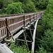 Ponte sul Breggia di confine tra Scudellate ed Erbonne
