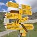 Robièi (1891m): Wohin des Weges? <br /><br />Für mich wars für heute der bisher kürzeste Hüttenzustieg mit 10 Minuten zur Capanna Basòdino - und das zudem mit einem Abstieg!