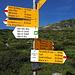 <b>Non mancano dei valichi alpinistici che permettono di accedere alle valli confinanti: Val Calanca, Val Combra, Val Malvaglia, Val d'Osogna e Valle Riviera.</b>