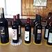 <b>Ovviamente non mancano i vini della regione.</b>