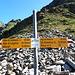 <b>Benché cammini con le scarpine da ciclismo e sia privo di bastoncini, in circa 50 minuti arrivo al Pass Giümela (2117 m).</b>