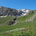 Start bei der Alp Oberstafel