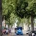 Gegenverkehr in der Kurhausstraße.