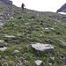 dann steil hinauf nach Gane dei Cadabi (2692 m)