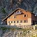 Schreckhornhütte in der Abensonne