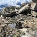 Gipfel des Punta di Ceresole
