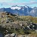 Panorama Punta Fetita 2623 mt.